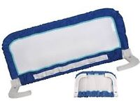 Toddler bed guard portable