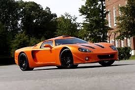 Info on Factory Five GTM from SGI salvage