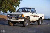 looking for a old toyota truck
