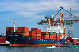 Transport Maritime versles pays du monde booking and loading
