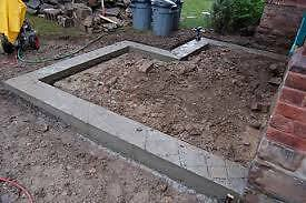 !!!!!!!!!!!!!!CONCRETE FOOTINGS AND mOrE !!!!!!!!!!!!!!! Kitchener / Waterloo Kitchener Area image 1