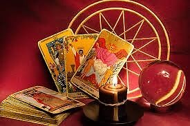 Tarot and psychic reader incall, Skype or phone readings .