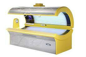 Dr. Muller Orbit Tanning Bed
