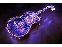 Professional Guitar Lessons 24 yrs Teaching