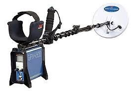 GPX4500 GOLD DETECTOR WITH ACCESSORIES. NEVER BEEN USED! Isaac Area Preview