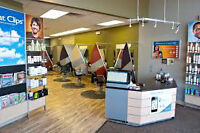 Hiring Certified FT/PT Stylists for New Salon