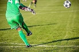 Goalkeeper needed. Friendly 11 a side. Free to play. 21st Jan Market Road Pitches, Islington.