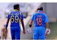 ***CHEAPER***India vs Sri Lanka champion trophy 2 Adults ticket £80