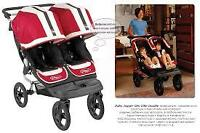 Baby Jogger City Elite Double & Extras