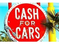 scrap or unwanted vehicles, *we pay cash free collection* we take cars vans trucks bikes,07434627037
