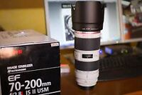 Canon 70-200 f2.8L USM is ii