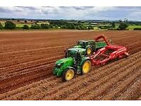 Looking for a driver for Potatoe Harvesting