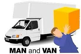 Man and Van Hire House office Move Rubbish Removal Piano Delivery Furniture Assembley Nationwide