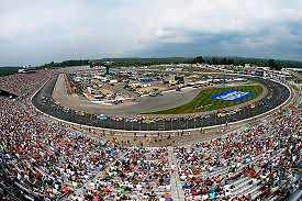 Nascar at New Hampshire Ticket package