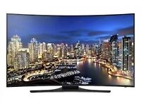 """40"""" Samsung Curved 4k . ,need quick sale.selling it for £450, price is negotiable"""