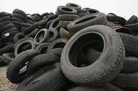 Old tires wanted