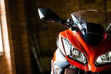 2014 Kawasaki Ninja 300 orange special edition for sale Surfers Paradise Gold Coast City Preview