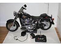 Radio controlled Harley Davidson Fat boy
