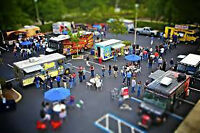 Food Truck Frenzy EVERY Sunday at Travelodge Hotel