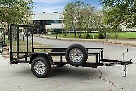Utility Trailers 5x8 Buy Or Sell Used Or New Rvs Campers