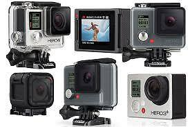 Looking to buy brand new GoPro's