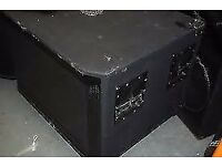 Peavey Hisys series bass bins