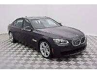 *3 MTHS WARRANTY*2009(59)BMW 750 LI LWB SALOON WITH 59K FULLY LOADED MODEL*