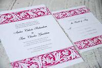 CUSTOM WEDDING INVITES!!!!
