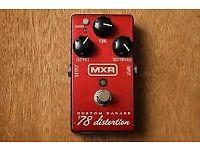 MXR Custom Badass 78 Distortion Guitar Pedal