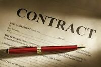 CONTRACT AND AGREEMENT DRAFTING