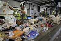 RECYCLING - SORTERS & MATERIAL HANDLERS - 4am START