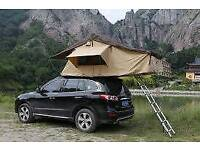 Roof top tent with annex ready to camp BRAND NEW
