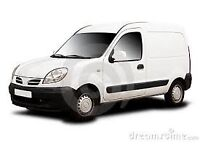Owner Driver with OWN small van urgently needed in Manchester areas