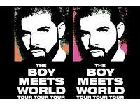 1 ticket for Drake: Boy Meets World Tour, Glasgow