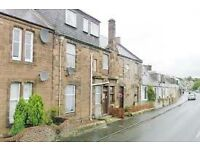 2 bed ground floor flat in newmilns