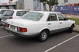 1981 Mercedes Benz 280SE Dandenong Greater Dandenong Preview