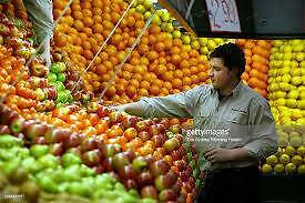 Fruit Shop Making $4620 For 2 x Working Partners - North Shore Riverview Lane Cove Area Preview