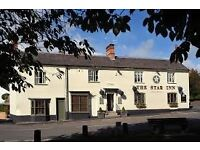 Bar & Waiting staff - Urgently required for busy village pub and restaurant