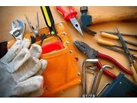 HANDYMAN AVAILABLE IN YOUR AREA TODAY .CALL NOW AT 077304636963