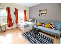 DSS Tenant on Housing Benefit Studio Flat for Pensioner or Disabled Person