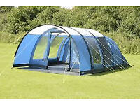 Kampa Paloma 5 Air Tent - - Used for Only One Day