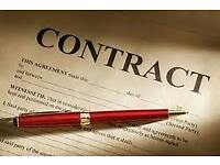 legal services - contracts