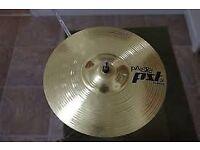 "Paiste PST3 10"" Splash Cymbal & Arm Clamp (New,Free P+P)"