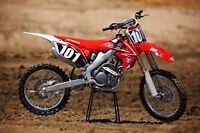 Looking for Honda crf250r-450x