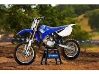 Yz kx cr 85 up to 125 spares or repairs