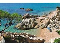 travel partner needed ( girl 18-45) , Barcelona beach