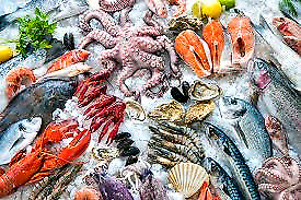 Looking to buy seafood for cash