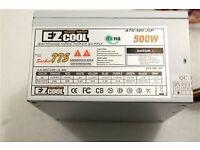 EZcool 500w socket 775 power suply