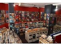 "1000 Vinyl Record LPs & 7"" Collection"