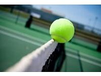 [FREE TASTER LESSON] Private tennis coach, ex-national team player, 19 years experience